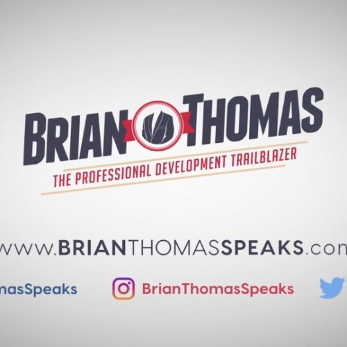 Brian Thomas – The Professional Development Trailblazer