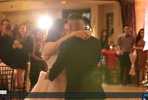 Sarah & Jose's wedding same day edit 12-12-15